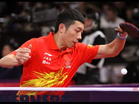 China Open 2014 Highlights: Xu Xin VS Zhang Jike (SEMI)