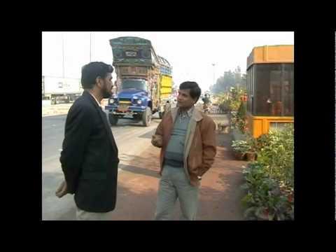 Abaid's trip to Pakistan in 2005. Video 4. Punjab, Lahore and Pakpatan