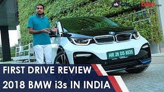 BMW i3s: India First Drive   NDTV carandbike