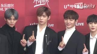 [TD영상] 방탄소년단(BTS)-워너원(Wanna One)-몬스타엑스(MONSTA X) '귀엽고 잘생기고 섹시해'