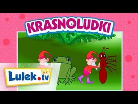 Piosenki dla dzieci – My jesteśmy krasnoludki – Lulek.tv