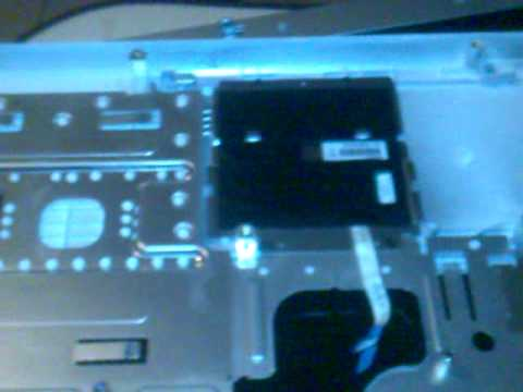 Dell inspiron 1501 open