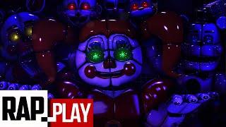 FNAF!! SISTER LOCATION!! EPIC RAP!! | KRONNO, ZARCORT & JTMACHINIMA ( Videoclip Oficial )