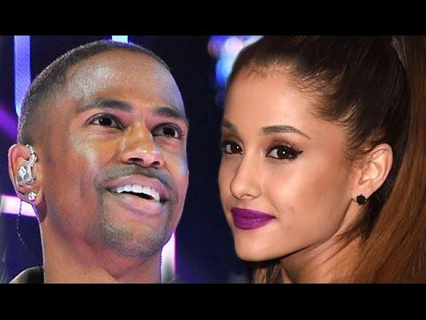 Ariana Grande & Big Sean PDA At MTV VMA's 2014