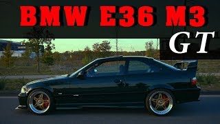 Remos BMW E36 M3 GT! | Eine Legende | Sound | JPs Big Boost Burger