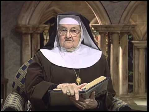 Mother Angelica Live Classics - God Knows Us As We Really Are - Mother Angelica - 02-22-2011