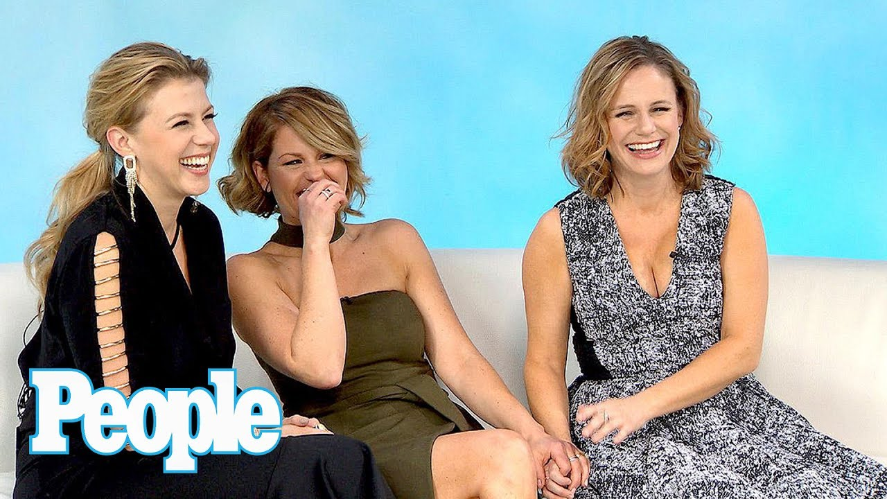 Fuller House: Candace Cameron-Bure, Jodie Sweetin, Andrea Barber On Their Real-Life Kids   People