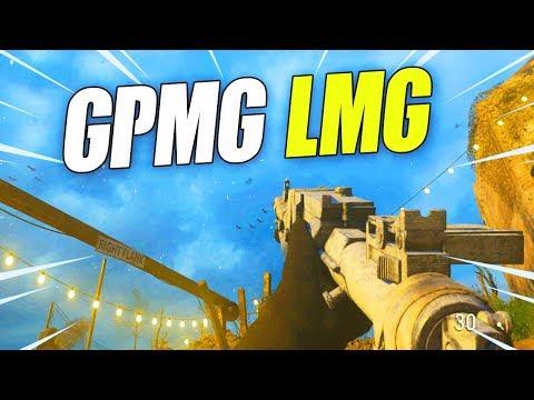 """NOUVELLE ARME DLC ÉPIQUE """"GPMG"""" sur Call of Duty: WW2"""