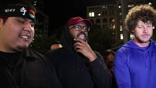 RANDOM people freestyle to beats!!! (at Legendary Cyphers)