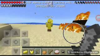 Minecraft PE Türkçe Survival Games#1