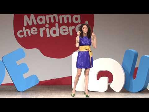 """Teresa Mannino in """"Huggies – Mamma che ridere"""": Notti insonni"""