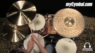 "Paiste 20"" Formula 602 Modern Essentials Ride Cymbal (1141620-1061914B)"