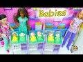 Baby Secrets At Barbie Hospital - Surprise Blind Bag Babies with Color Changing