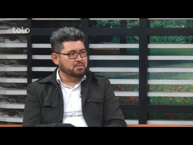 بامداد خوش - سینما - صحبت های حزب الله سلطانی در مورد فلم نقطه عطف