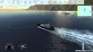 Прохождение игры ship simulator 2008
