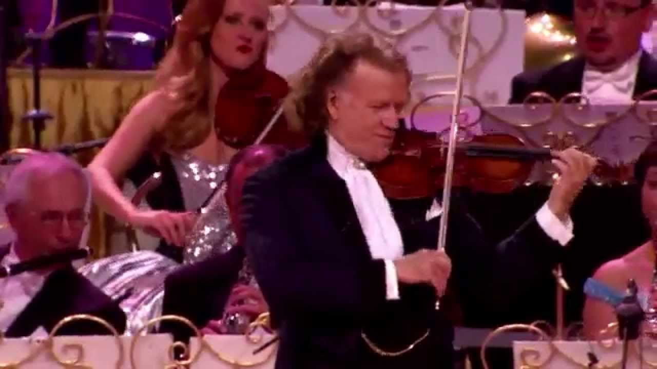 Andre Rieu-Love in Venice (concert) - YouTube | Music ...