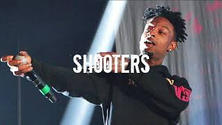 "[FREE] 21 Savage x Offset ft. Metro Boomin Type Beat - ""Shooters"""