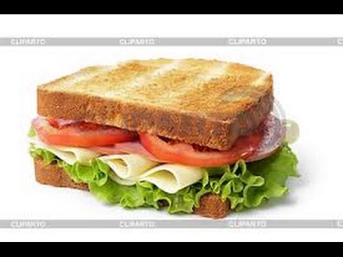 Как сделать свой сендвич 980