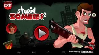 Matando zombies retrasados -stupid zombie 2 #1