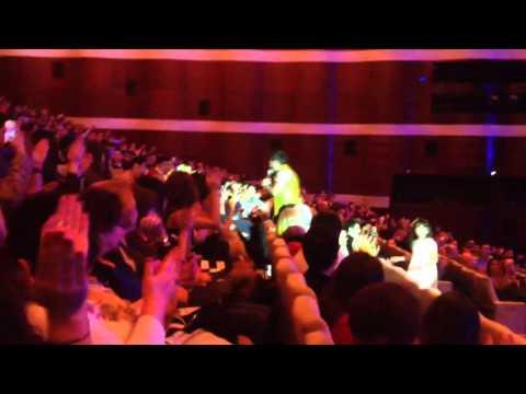 Kenan Dogulu Baku konser (Heydar Aliyev Sarayi)