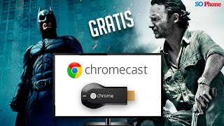 Peliculas y Series de TV GRATIS para tu Chromecast! - You Play Player