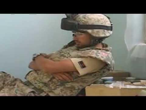 Danes in Helmand, Afghanistan - Hands of Doom