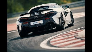 Is The MCLAREN 600LT Worth £36,000 More Than A 570s?!