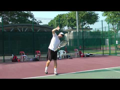 Shoulder Over Shoulder Serve Move And Why You Need It