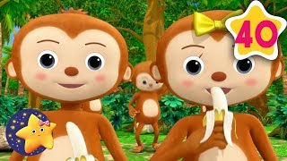 How To Be Happy And Know It | Fun Learning with LittleBabyBum | NurseryRhymes for Kids