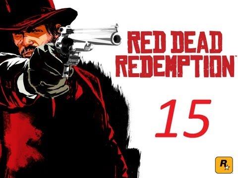Red Dead Redemption прохождение серия 15 (Карты,шулер, 2 дуэли )