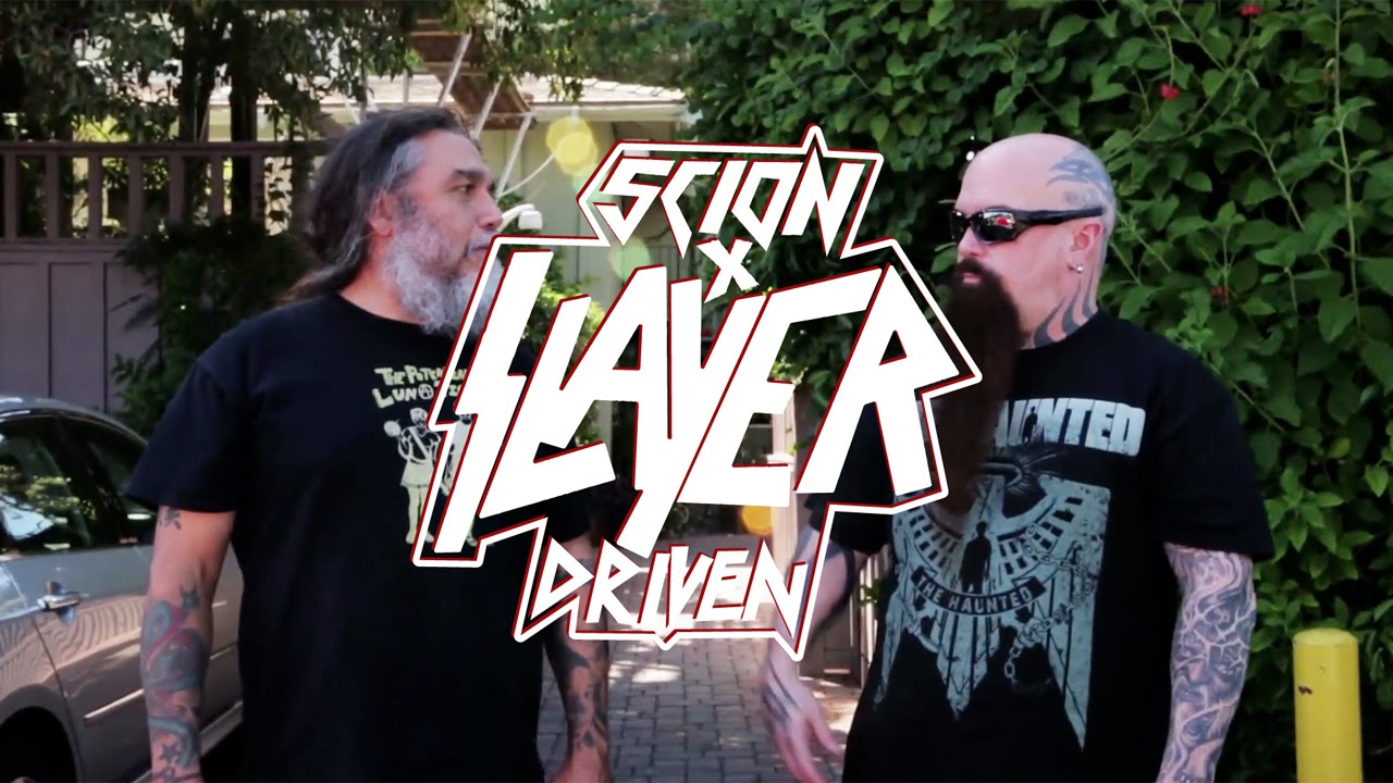 Scion x Slayer Driven | Henson Studios, ESP Guitar, Snake ...