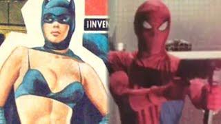 8 Bootleg Superhero Movies | blameitonjorge