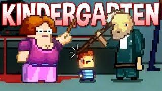 SCHOOL STAFF'S DARK SECRETS - Cindy's Story - Kindergarten Gameplay #1