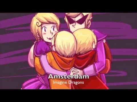 Amsterdam - Homestuck