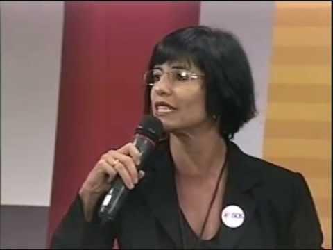 Membro da SOS Mulher e Família fala sobre a luta contra a violência contra a mulher Parte 1