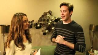 Lauren Interviews Armie Hammer