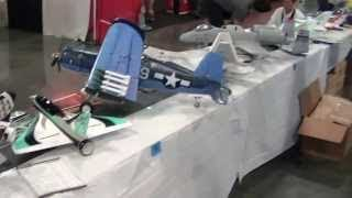 2014 AMA Expo Banana Hobby Phantom II RC Jet Sneak Peek.