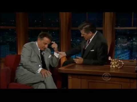 Craig Ferguson 6/12/12D Late Late Show Andy Garcia XD
