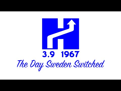 TWL #10: The Day Sweden Switched Driving Directions