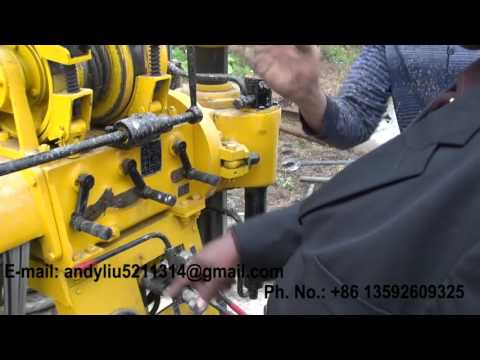 hydraulic drilling rig video 16 for upload