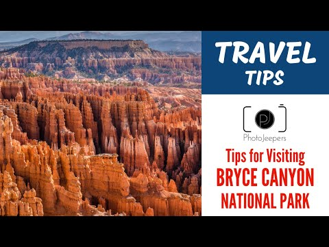 Bryce Canyon National Park Tips and Photos