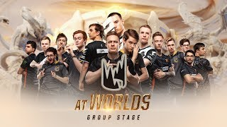 #LEC at Worlds - Group Stage (Gameplay Montage)