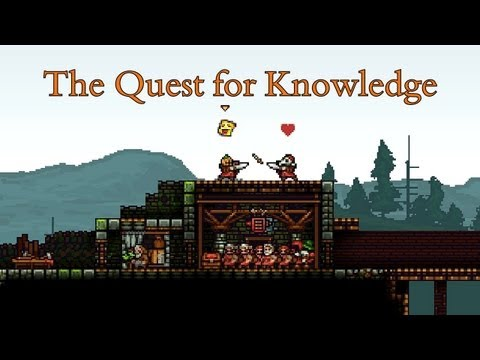 King Arthur's Bros: The Quest for Knowledge