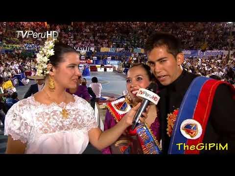 FINAL JUVENIL ( HD ) - 52 CONCURSO NACIONAL DE MARINERA 2012