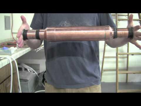 Rainier Distilling Custom Alchemist Copper Reflux Still