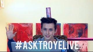 Download Lagu Troye Sivan Livestream 18.12.2014 #AskTroyeLIVE Gratis STAFABAND