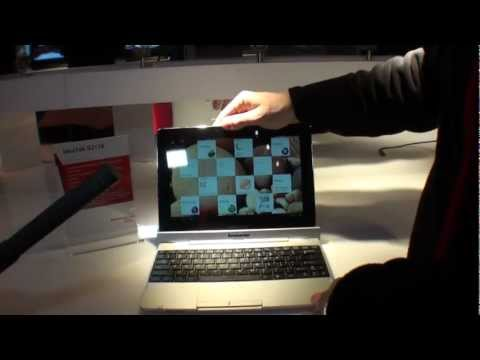Lenovo IdeaTab S2: Hands On