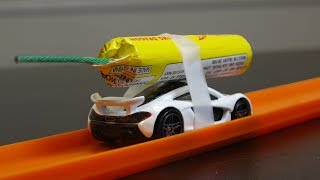 SUPER CHARGED ROCKET HOT WHEELS!!
