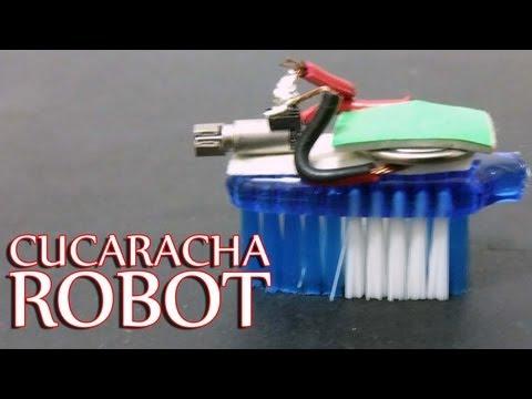 Como hacer una cucaracha robot - Les presento a Santafecoronda