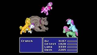 Let's Play Filly Fantasy VI (Version 2.0) #83 - Robo Gilda and Crunch the Rock Dog